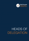 2017 Heads of Delegation: Attendee Guide