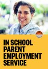In School Parent Employment Service: Program Flyer